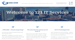 Preview of 121it.co.uk